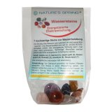 Water Gemstones Set of 7 vitalizing Chakra stones
